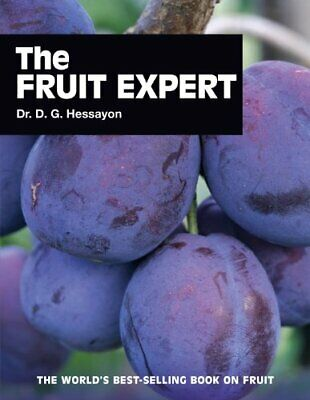 The Fruit Expert (Expert Series) by Dr. D.G. Hessayon Paperback Book