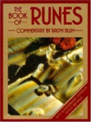 The Book of Runes by Blum, Ralph Hardback Book The Cheap Fast Free Post