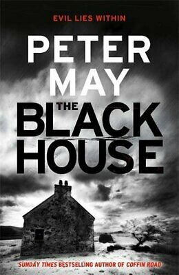 The Blackhouse: Book One of the Lewis Trilogy by May, Peter Book The Cheap Fast