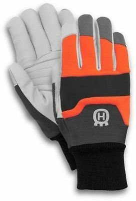 Husqvarna Functional Saw Protective Chainsaw Gloves Sizes 7 - 12
