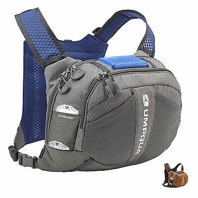 Umpqua Overlook 500 ZS Zero Sweep™ Chest Pack Fly Fishing Tackle Gear Bag
