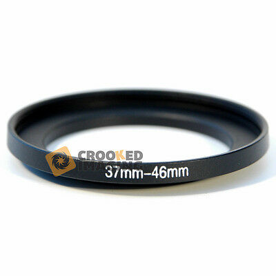 LENS ADAPTER STEPPING STEP UP RING 37mm to 46mm Filter By Kood - FREE UK P&P