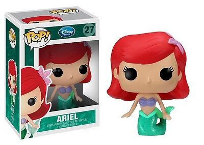 The Little Mermaid Disney Ariel Funko Pop! Licensed Vinyl Figure