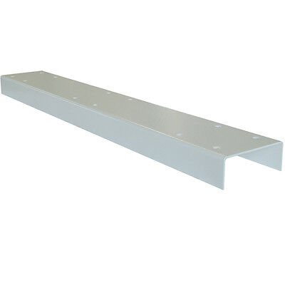 Mail Boss 7142 White 3 Mail Box Spreader 12 Gauge For Post