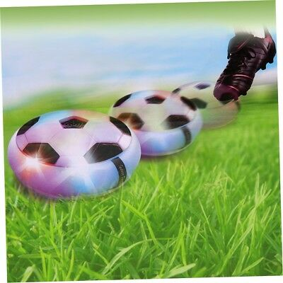 Air Power Soccer Disc Indoor Football Toy Multi-surface Hovering Gliding Toy A8