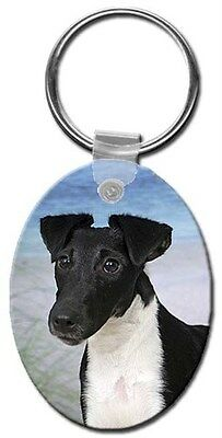 Smooth Fox Terrier Key Chain