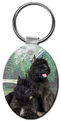 Bouvier des Flandres Key Chain