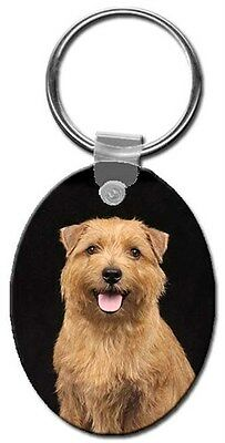 Norfolk Terrier Key Chain