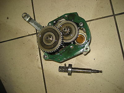 Cpi Oliver Sport City 25,50, Gearbox, Engine Cover, Drive Shaft, Gear Box