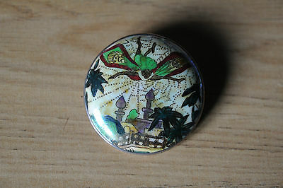 Wedgwood Fairyland lustre broach  perfect condition PRICE REDUCED