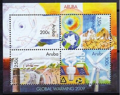 Aruba 2009 # Sheet 423 #  Mnh  (213)