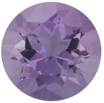 Natural Fine Lilac Violet Amethyst - Round - Brazil - AAA Grade