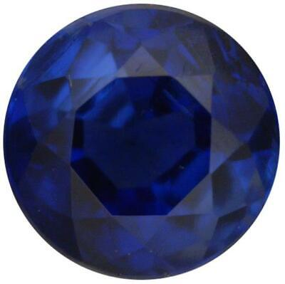 Natural Fine Blue Kyanite - Round - Nepal - AAA Grade - Top Blue Sapphire Color