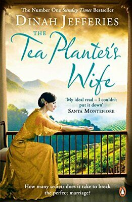 The Tea Planter's Wife by Jefferies, Dinah Book The Cheap Fast Free Post