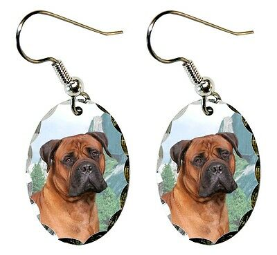 BullMastiff Earrings