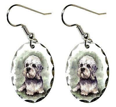Dandie Dinmont Earrings