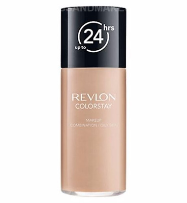 Revlon Colorstay 24hrs Makeup Foundation Combination/Oily -  Choose Your Shade