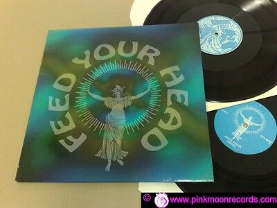 Feed Your Head Various 2Lp Planet Dog Records 5018791120307