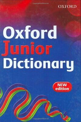 OXFORD JUNIOR DICTIONARY by Dignen, Sheila Hardback Book The Cheap Fast Free