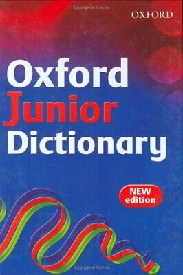 Oxford Junior Dictionary (2007 edition), Hachette Children's Books Hardback Book