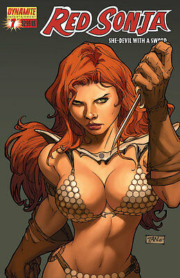 Red Sonja #7 (Mar 2006, Dynamite Entertainment) Variant