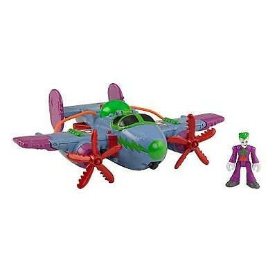 Fisher-Price Imaginext Gotham City Joker Plane