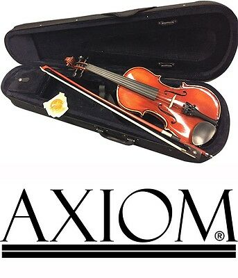 Axiom Professional Violin Outfit - 1/2 Size - Superior Grade