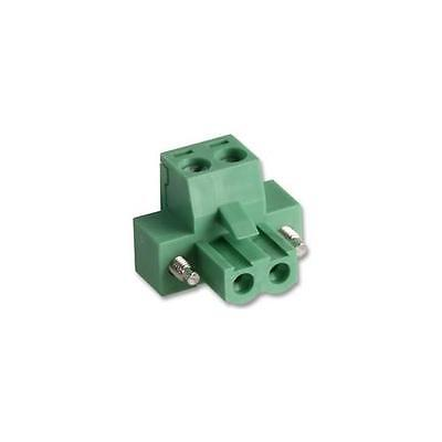 Camden - Ctba9208/2Fl - Terminal Block Flanged Female 2 Pole