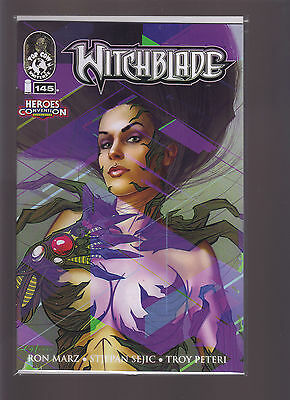 Top Cow Witchblade #145 Heroes Comic-Con Exclusive Limited Variant