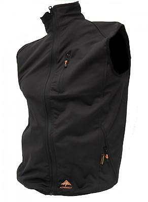 Alpenheat beheizbare Fire Softshell Weste