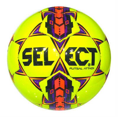 1ed0726cb2 SELECT FUTSAL ATTACK Pallone Calcetto - EUR 19