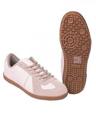 """Chaussures """"German army"""" trainers réedition"""