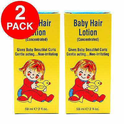 Clubman Baby Hair Lotion (Concentrated) 2oz - 2Pack - SEALED