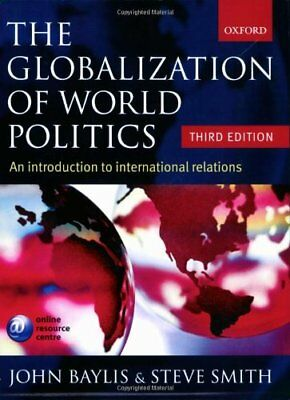 The Globalization of World Politics: An Introducti..., Owens, Patricia Paperback