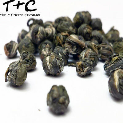 Jasmine Phoenix Eye Dragon Pearls Chinese White Tea Yin Hao Tea + Free P&P