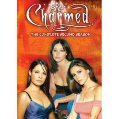 Charmed: The Complete Second Season [6 Discs] (2005, DVD NEW)
