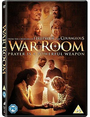 War Room  with Priscilla C. Shirer New (DVD  2016)