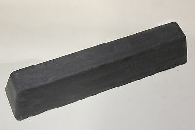Black Emery Polishing Compound 2.5 Lbs./40 ounces bar Made in USA
