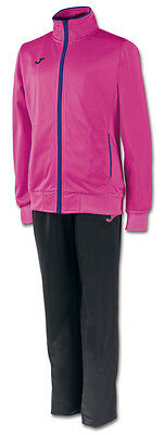 Chandal Joma Tracksuit Pink-Black