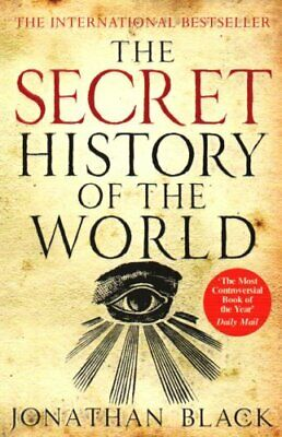 The Secret History of the World by Black, Jonathan Paperback Book The Cheap Fast