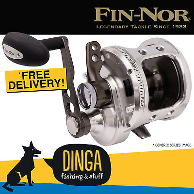 Fin-Nor Marquesa Pelagic MA40TP Overhead Fishing Reel