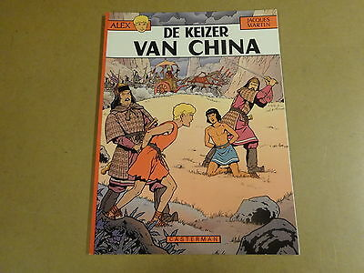 Strip 1° Druk / Alex N° 17 - De Keizer Van China