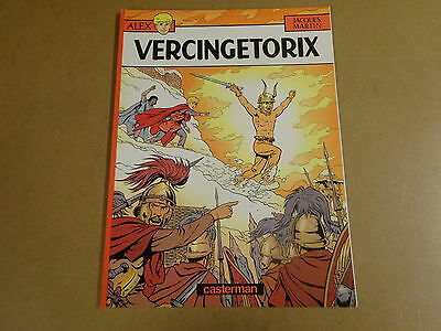 Strip 1° Druk / Alex N° 18 - Vercingetorix