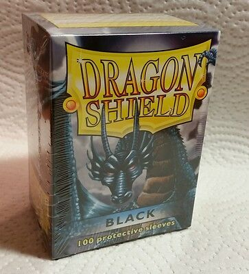 100 Dragon Shield STANDARD Sleeves Hüllen MAGIC POKEMON MATCH FORCE ATTAX etc.