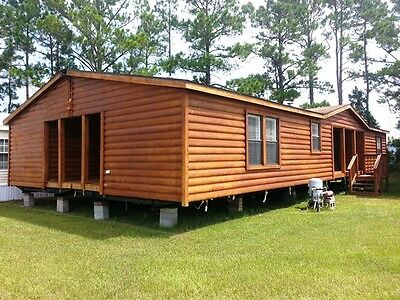 Nobility 3Br/2Ba 32X60 Mobile Home Panama City Florida