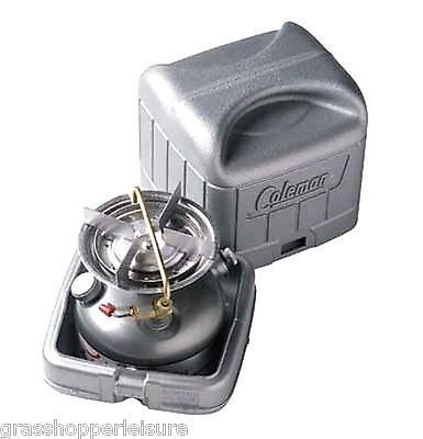 Coleman Sportster Dual Fuel 2 II Petrol Portable Camping Stove 533 + Carry Case