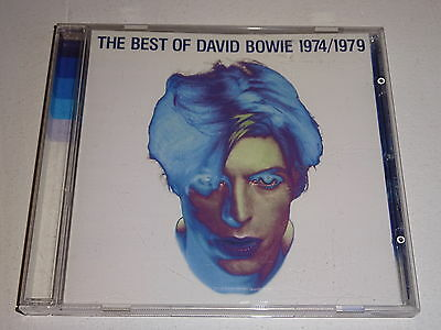 David Bowie - The Best Of: 1974 / 1979 - GENUINE CD ALBUM - EXCELLENT CONDITION