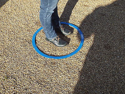 Petanque Boules Obut Folding Playing Circle - Can be used in Competitions