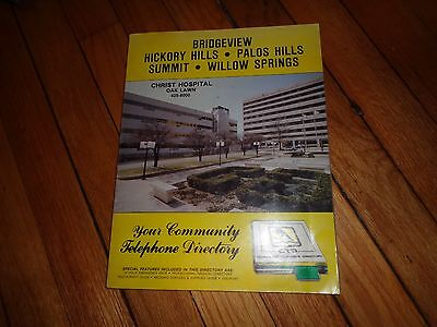 Bridgeview Hickory Hills Palos Hills Summit Willow Springs Directory Illinois