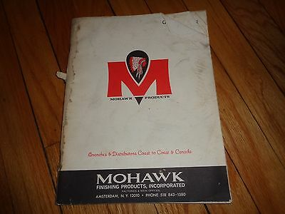 Mohawk Finishing Products Catalog Furniture Hardware